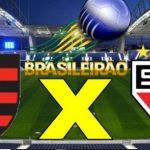 Flamengo x São Paulo ao vivo - Foto/Divulgação