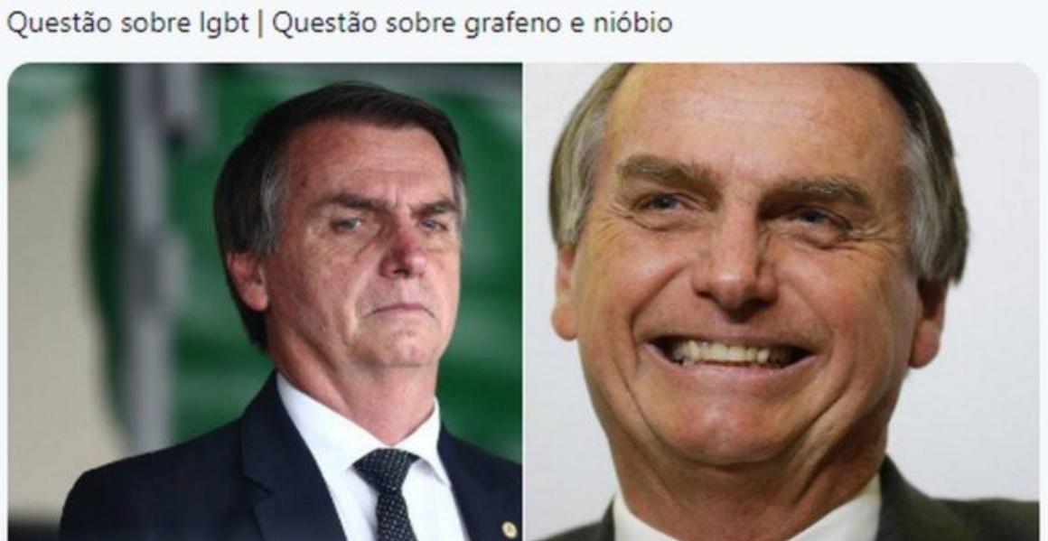Questões do Enem citam nióbio e estudantes relacionam a Bolsonaro - Foto/Divulgação