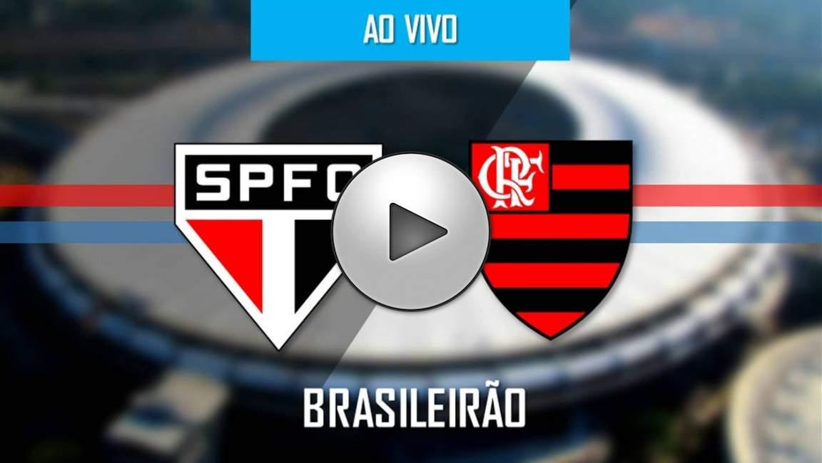 Assistir São Paulo x Flamengo ao vivo online - Foto/Divulgação