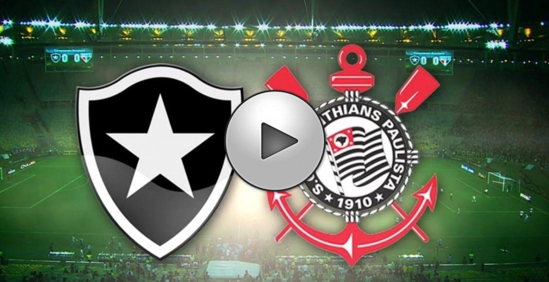 Saiba como assistir Corinthians x Botafogo ao vivo online e na televisão  – Foto/Divulgação