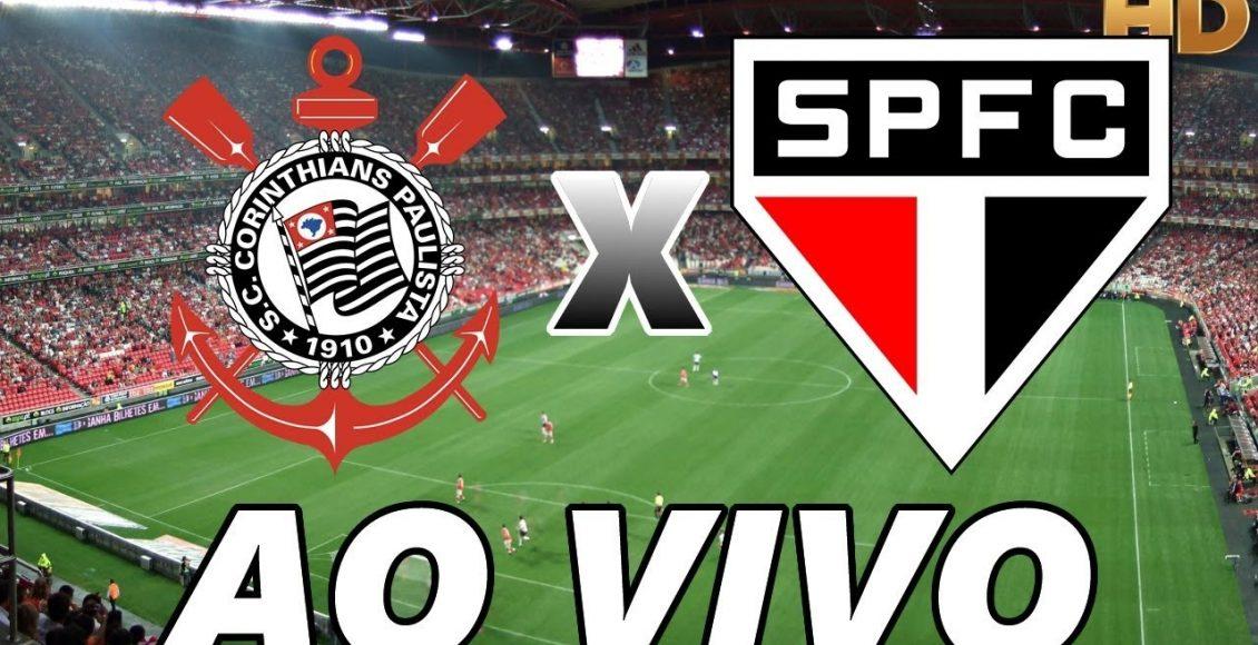 Veja onde assistir Corinthians x São Paulo ao vivo online e na TV – Foto/Divulgação