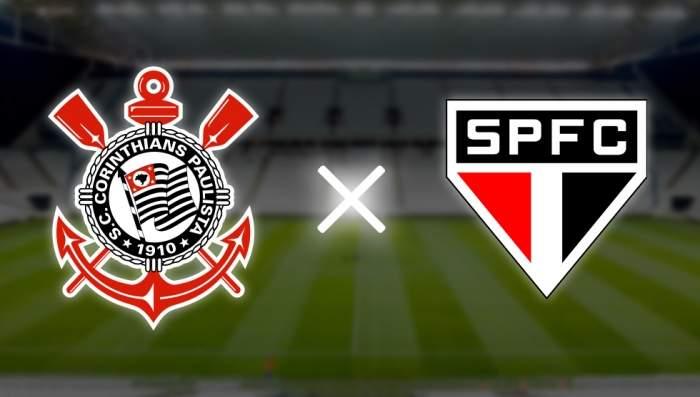 Veja onde assistir São Paulo x Corinthians ao vivo online - Foto/Reprodução