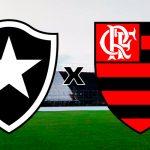 Veja onde assistir ao vivo Botafogo x Flamengo online - Foto/Divulgação