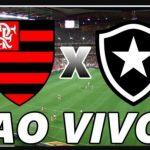 Flamengo x Botafogo ao vivo online - Foto/Divulgação