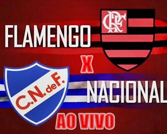Assistir Nacional x Flamengo Copa RS Sub-20. Foto/Montagem