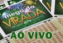 Onde assistir o sorteio da Mega da Virada ao vivo. Foto/Montagem