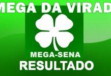 Resultado da Mega-Sena da Virada.. Foto/Reprodução