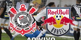 Veja como assistir Corinthians x RB Brasil ao vivo. Foto/Montagem