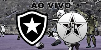 Onde ver o jogo Botafogo RJ x Resende ao vivo. Foto/Montagem