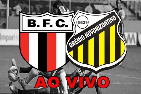 Onde assistir o jogo Botafogo SP x Novorizontino ao vivo. Foto/Montagem