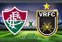 Onde vai passar Fluminense x Volta Redonda ao vivo. Foto/Montagem