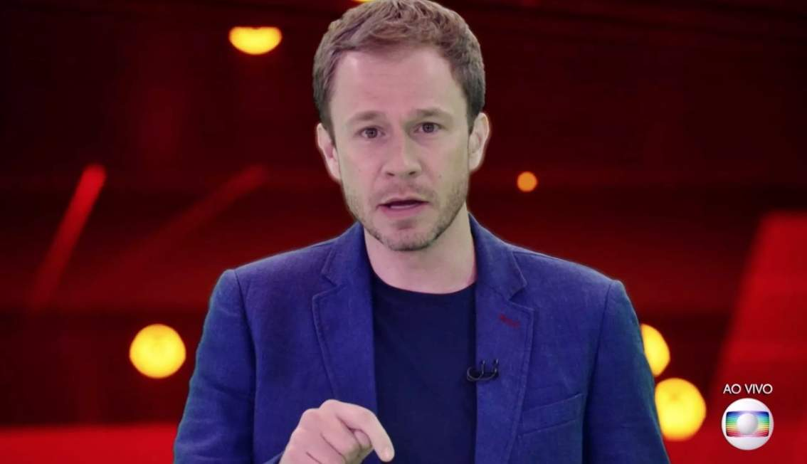 Tiago Leifert BBB 19. Reprodução/TVGlobo
