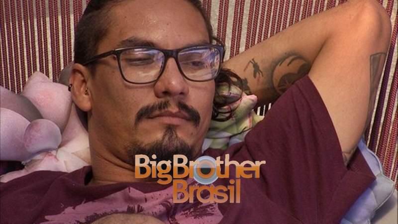 Vanderson do BBB 19. Foto/TVGlobo