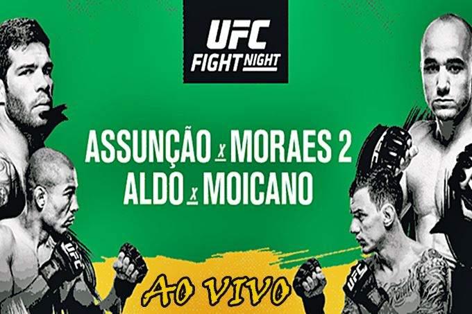 Veja onde assistir UFC Fortaleza ao vivo neste sábado. Foto/Captura