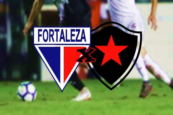 Botafogo da Paraiba x Fortaleza online. Foto/Reprodução