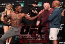 UFC 234 Anderson Silva. Foto/Reprodução
