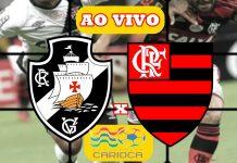 Assistir Vasco x Flamengo ao vivo. Foto/Montagem