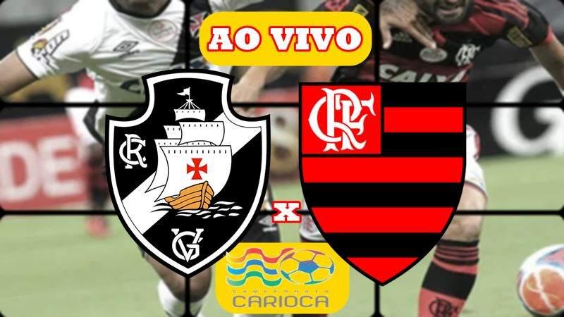 Vasco X Flamengo Ao Vivo Online Veja Onde Assistir Grátis A