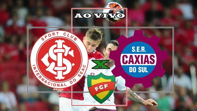 Jogo do Inter ao vivo: Veja onde assistir o jogo Internacional x Caxias AO VIVO. Foto/Montagem. Foto/Montagem