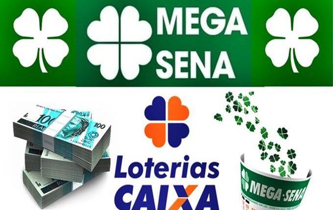 Confira o Resultado da Mega-Sena de ontem e hoje. Foto/Montagem
