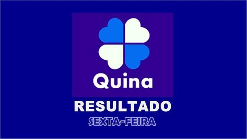 Confira o resultado da Quina: números sorteados na Quina desta sexta-feira. Foto/Montagem