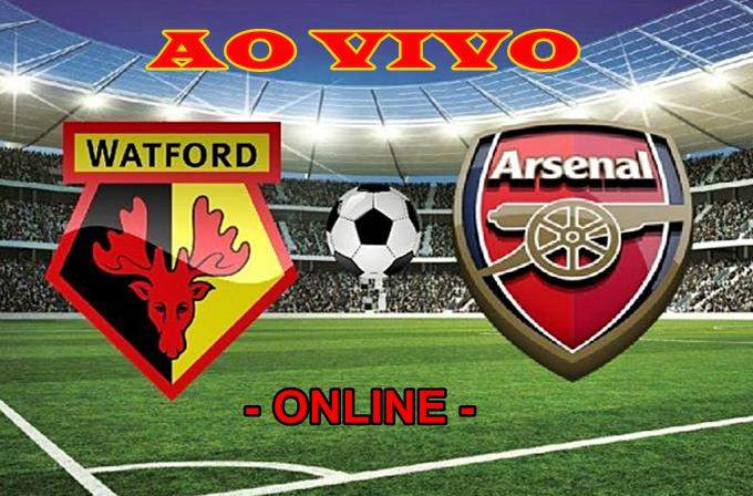Onde assistir Watford x Arsenal ao vivo. Foto/Montagem