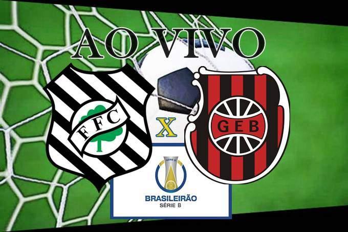 Onde assistir Figueirense e Brasil de Pelotas ao vivo online. Foto/Montagem