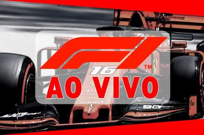 Formula 1 ao vivo online gratis
