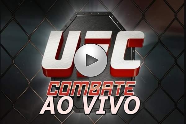 Como assistir online as lutas do UFC neste sábado, UFC ao vivo noCombate Playe noSporTV, UFC hoje: luta do brasileiro Philipe Lins vs Boser.