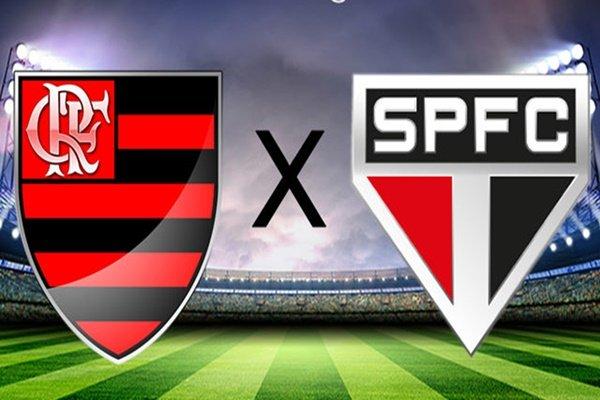 Flamengo x São Paulo: transmissão ao vivo do Brasileirão