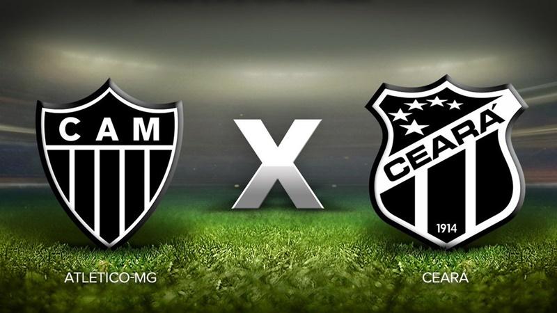 Atlético-MG x Ceará ao vivo: como assistir online grátis