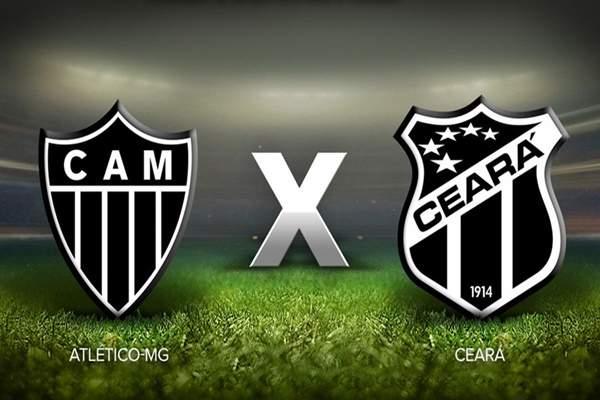 Atlético-MG x Ceará ao vivo: como assistir online