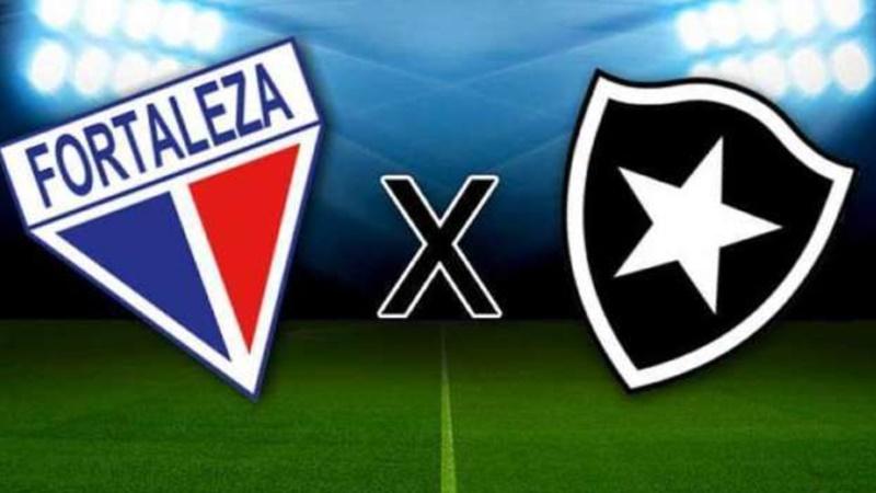 Fortaleza x Botafogo ao vivo: como assistir online