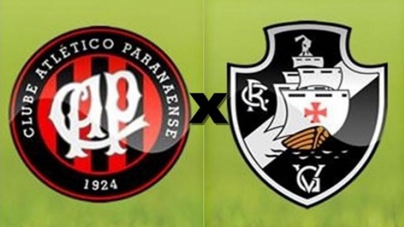 Vasco x Atlético-PR ao vivo online: como assistir jogo