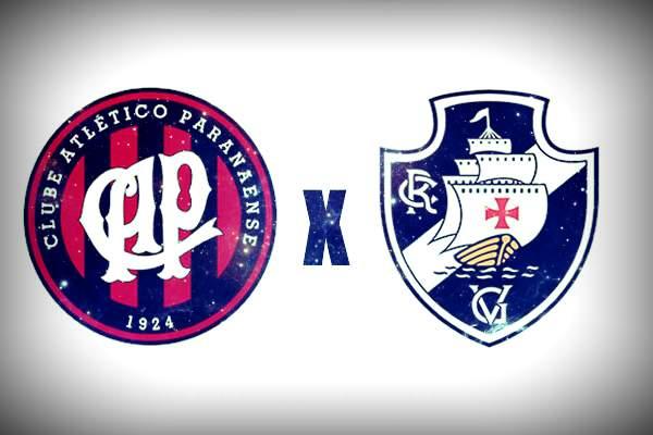Vasco x Atlético-PR ao vivo: como assistir jogo do Atlético Paranaense online
