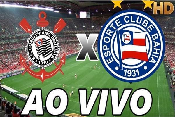 Jogo Do Corinthians Ao Vivo Assistir Corinthians X Bahia Online