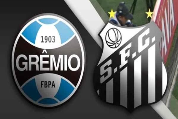 Grêmio x Santos ao vivo: onde assistir online grátis