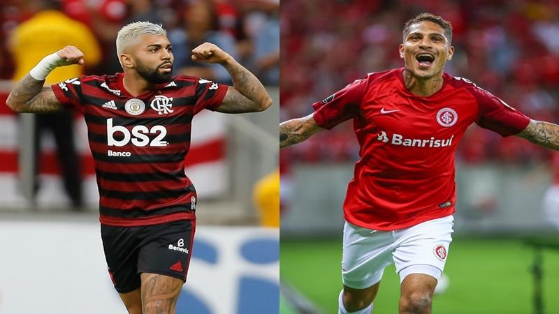 Flamengo x Internacional ao vivo: como assistir jogo na TV Globo