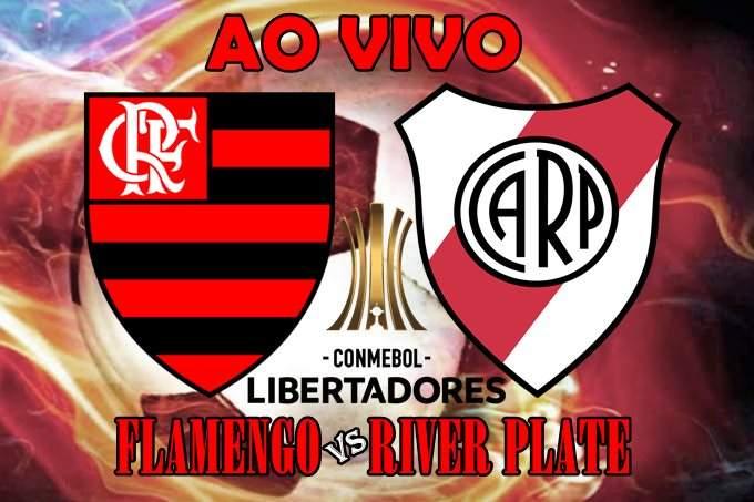 Flamengo x River Plate ao vivo online na final da Libertadores. Foto/Divulgação