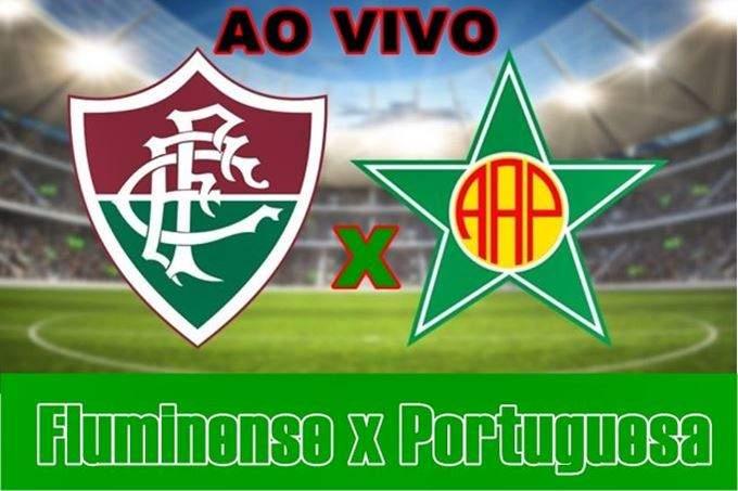 Confira onde assistir ao vivo Fluminense X Portuguesa nesta quinta-feira, às 20 horas, pelo Campeonato Carioca 2020. Foto/Divulgação
