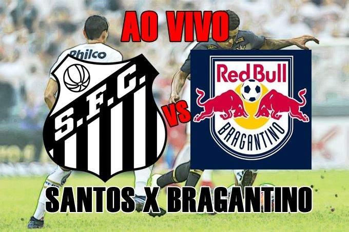 Santos x Red Bull Bragantino se enfrentam, às 19h15, pelo Campeonato Paulista, veja como assistir ao vivo no Premiere e online. Foto/Divulgação