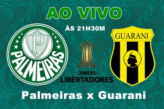 Palmeiras x Guarani ao vivo: assistir jogo do Palmeiras na ...