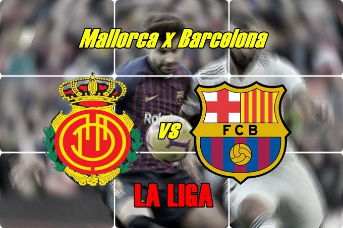Onde assistir Mallorca vs Barcelona ao vivo LaLiga hoje. Foto - Divulgação