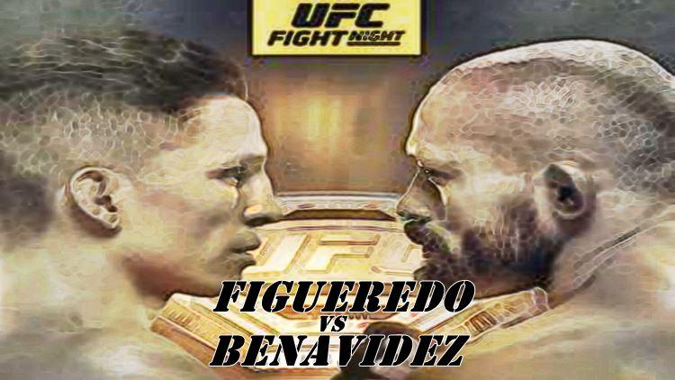 UFC ao vivo - luta Figueiredo x Benavidez ao vivo