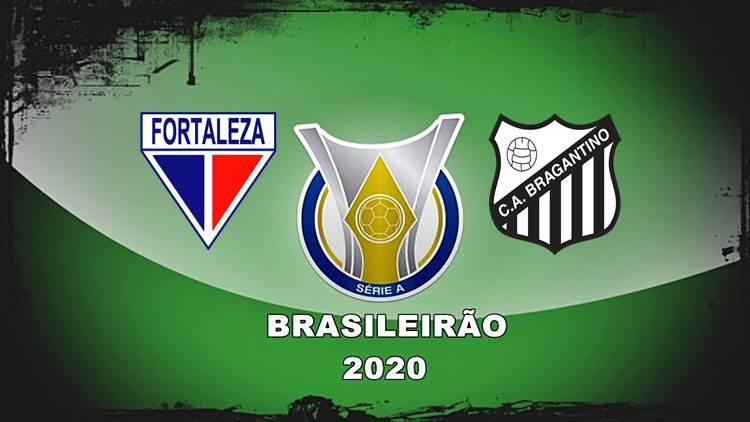 Onde assistir Fortaleza x Bragantino ao vivo.