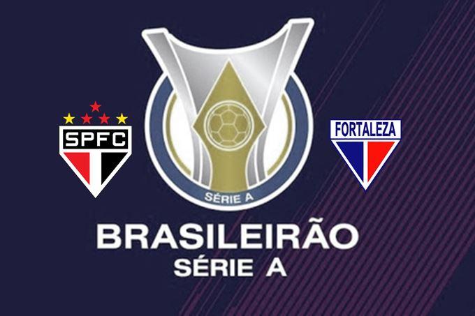 Veja onde assistir ao Jogo São Paulo x Fortaleza ao vivo online pelo Campeonato Brasileiro 2020