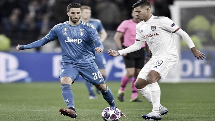Onde assistir Juventus x Lyon ao vivo online. Foto/Instagram