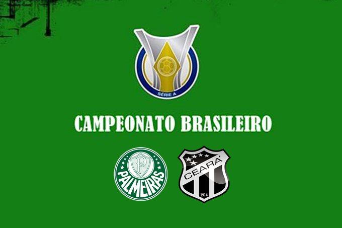 Veja onde assistir ao vivo Palmeiras x Ceará neste sábado, às 19 horas, pelo Campeonato Brasileiro.