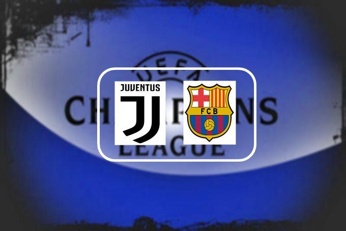 Juventus e Barcelona se enfrentam pel fase de grupos no clássico da Liga dos Campeões nesta quarta, 28, às 17 horas.