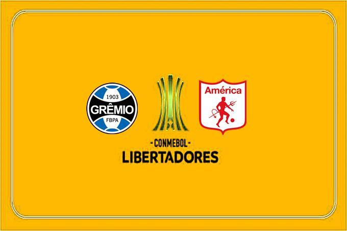 Copa Libertadores - onde assistir ao jogo do Grêmio e America de Cali ao vivo online